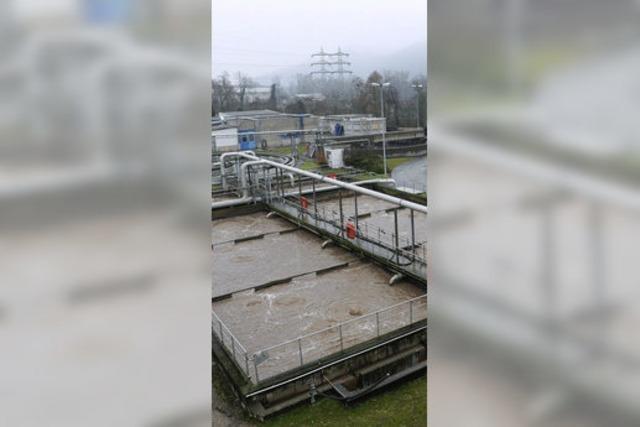 Kläranlage der Papierfabrik muss verkleinert werden