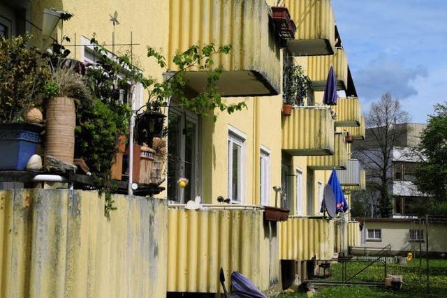 Mieter der ECA-Siedlung kämpfen gegen die Abrisspläne
