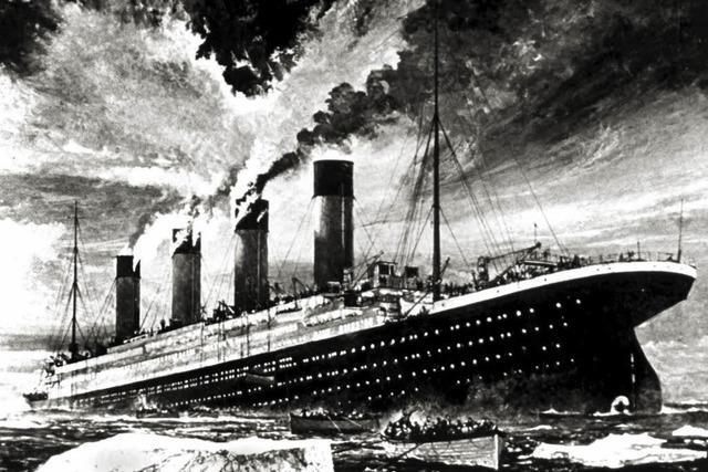 Der weiße Stern: Wie Belfast der Titanic gedenkt