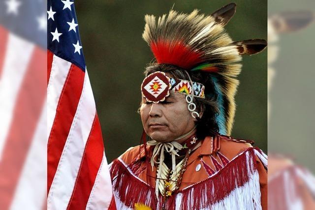 Entschädigung für Indianer