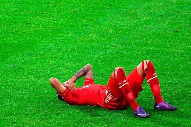 So hat sich der FC Bayern in Dortmund seiner Stärken beraubt
