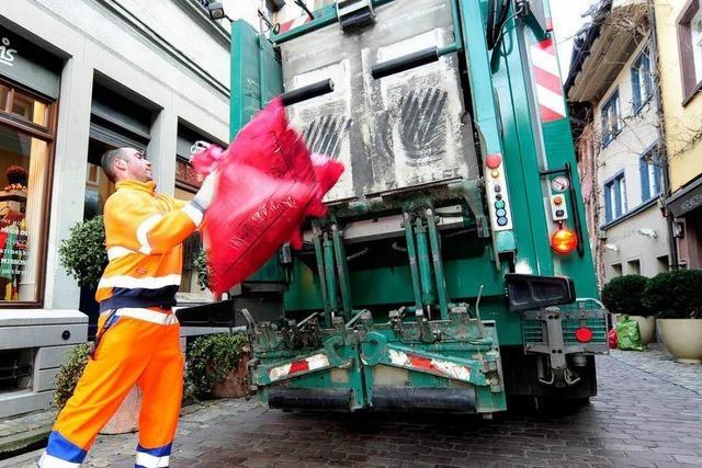 Muss Müll im eigenen Bundesland entsorgt werden?