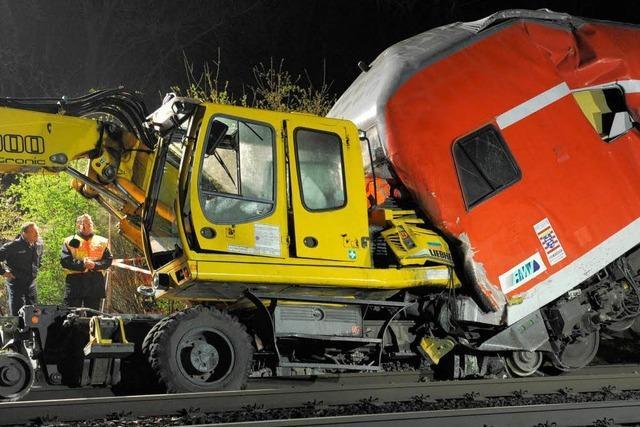 Drei Tote bei Zugunglück – Regionalbahn entgleist