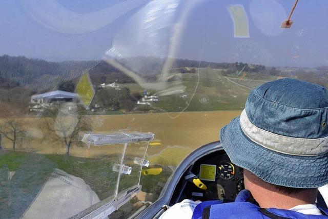 Start der Markgräfler Flugsaison 2012