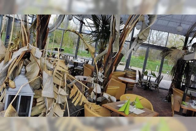 Glashaus in Neuenburg wird zwangsversteigert