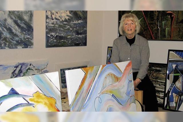 Todtmooser Künstler zeigen ihre Werke