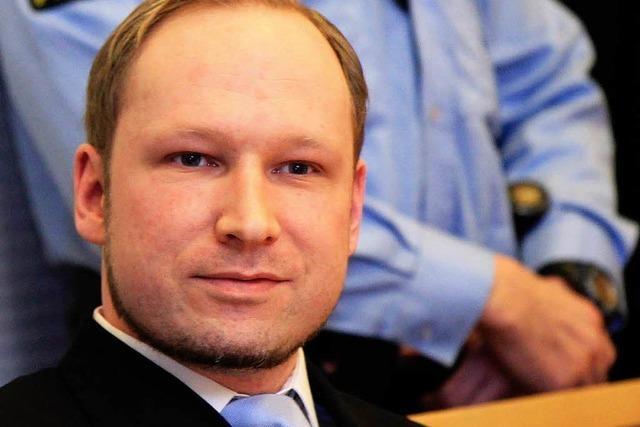 Breivik-Prozess: