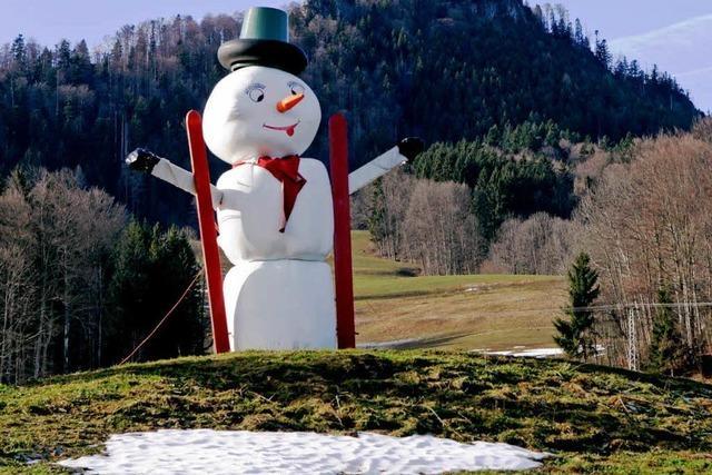 Wintersport im Schwarzwald – wie lange noch?