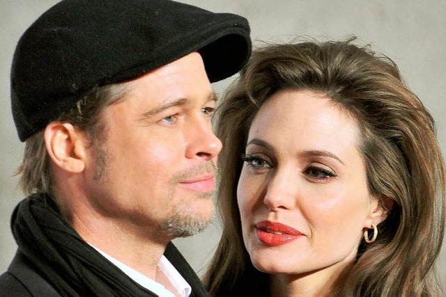 Brad Pitt und Angelina Jolie haben sich verlobt