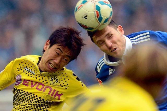 Dortmund siegt auf Schalke – Kaiserslautern vor Abstieg