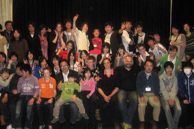 Auszeit für Schüler aus Fukushima