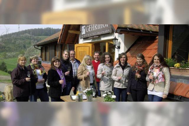 Weinhoheiten auf Breisgau-Tour