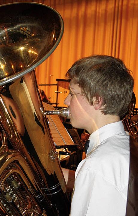 Bildunterschrift:ein Doppelkonzert der...Musikverband.Bildauswahl: Andreas Böhm  | Foto: Andreas Böhm