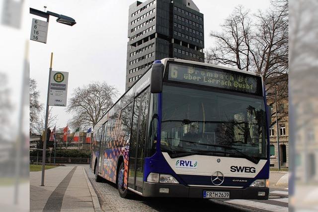 DB-Anschlussticket gilt jetzt in Lörrach