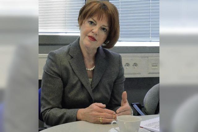 OB-Kandidatin Rösner: