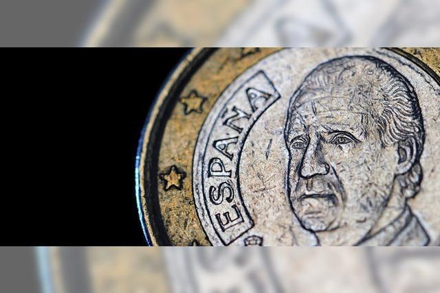 Anleger misstrauen Spanien zusehends