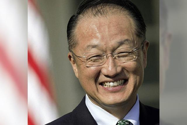 Mediziner führt bald die Weltbank