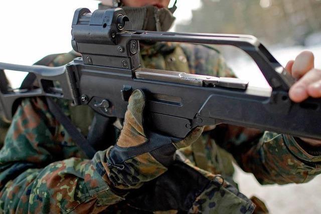 Globale Rüstungsausgaben sind nicht mehr gestiegen