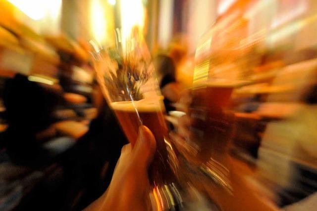Alkoholverbot in Grünanlagen von 19 bis 6 Uhr beschlossen