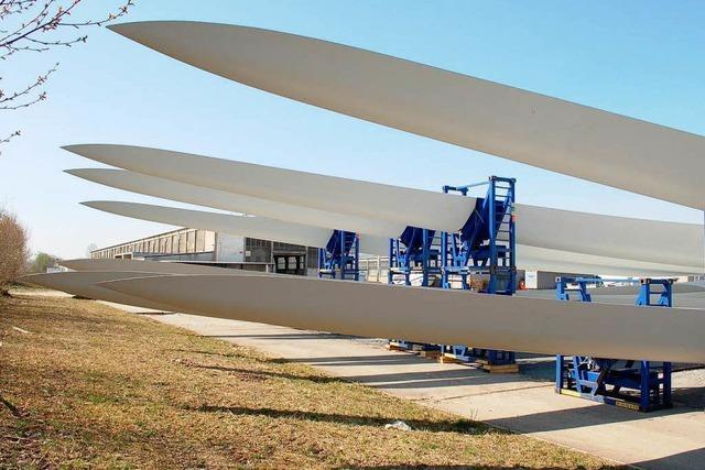 Schutterwälder Firma bringt Windräder in alle Welt