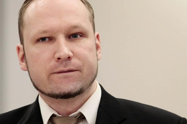 Breivik verliest provokante Erklärung vor Gericht