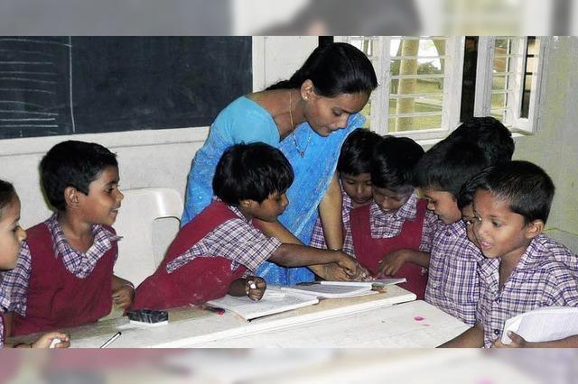 Armut soll nicht Bildung verhindern