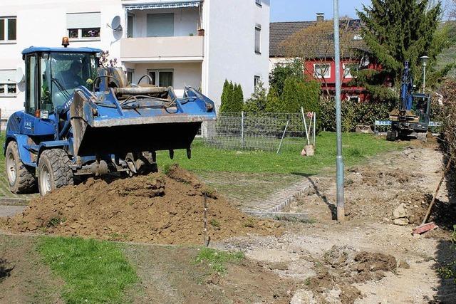 Wegenetz in Bötzinger Wohngebiet wird erneuert