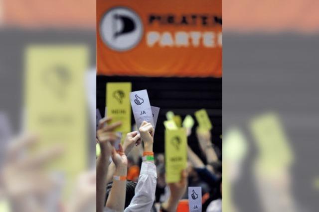 Landesparteitag der Piraten soll in Donaueschingen stattfinden
