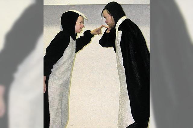 Von Pinguinen kann man was lernen