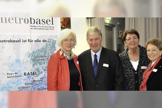 Lörrachs OB Heute-Bluhm rückt in den Vorstand