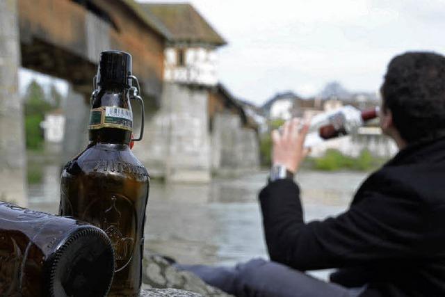 Stadt verbietet Alkohol in drei Parks