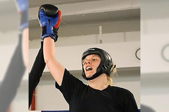 Kickboxer in Nürtingen