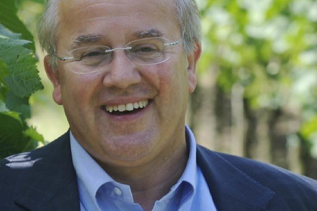 Fritz Keller erhält die Brillat-Savarin-Plakette
