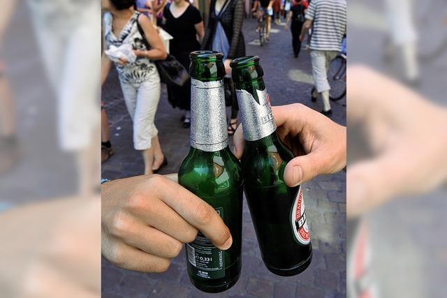 Alkoholverbot in Bad Säckingen