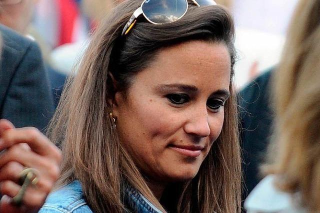 Pippa Middletons Pistolero-Skandal in Paris