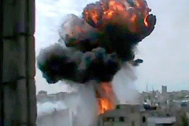 UN-Beobachter stehen in Syrien vor vielen Hürden
