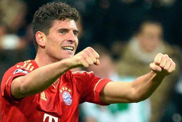 Bayern schlägt Real – Gomez belohnt Münchner Moral