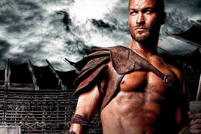 US-Gladiatorenserie Spartacus startet auf ProSieben