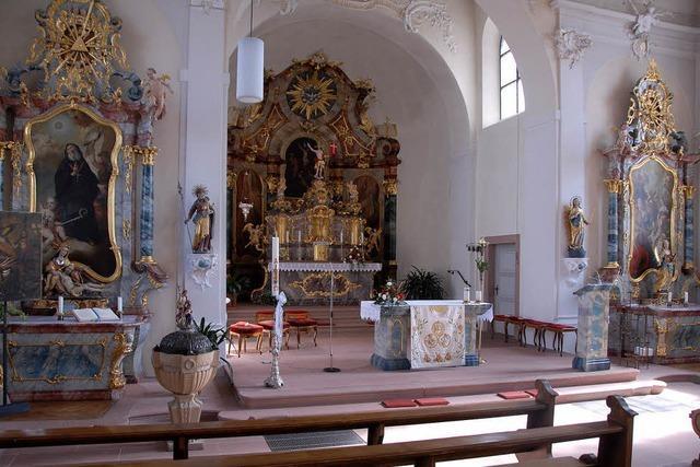 Mehr Platz in der Kirche