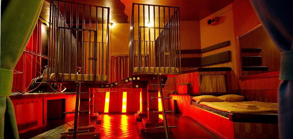 Hotel Berlin  Bett Zimmer
