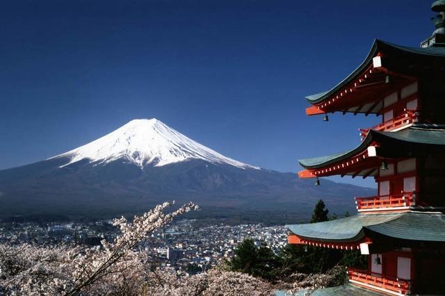 Japan - die heilige Schönheit