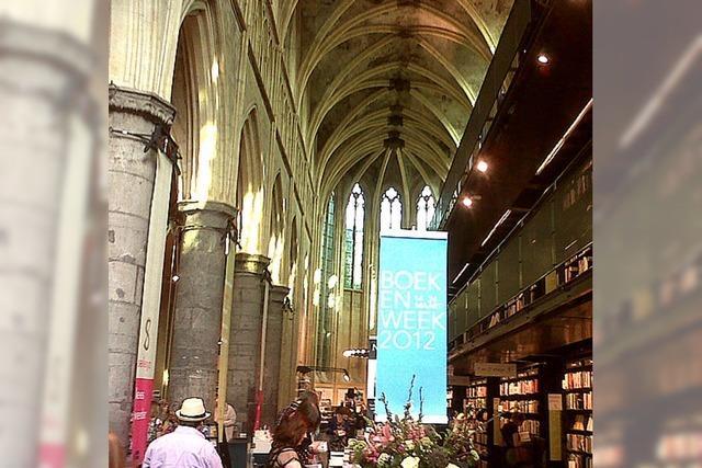 FLUCHTPUNKT: Ein himmlischer Buchladen