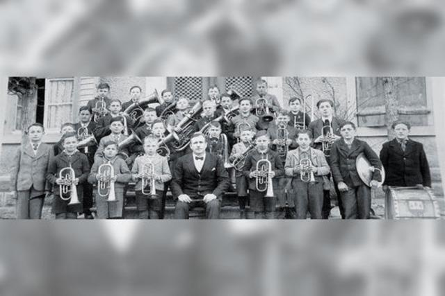 Musikverein feiert seinen 150. Geburtstag