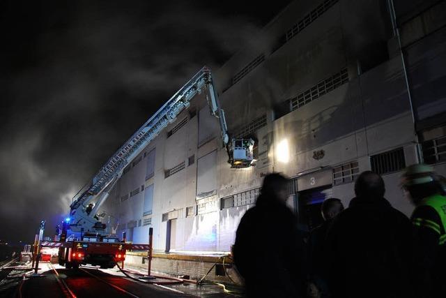 Über zwei Millionen Euro Schaden bei zwei Bränden in Kehl