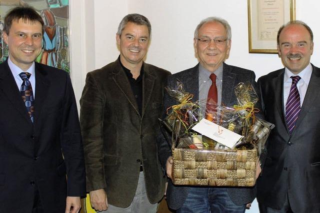 Gemeindeverband nutzt Sparstrumpf