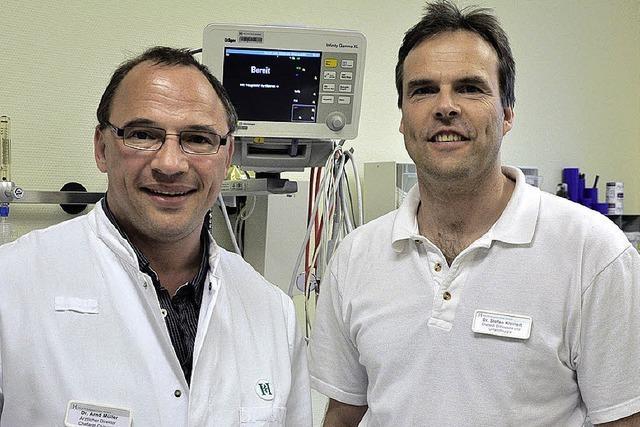 Die Helios-Klinik komplettiert ihr Führungsteam