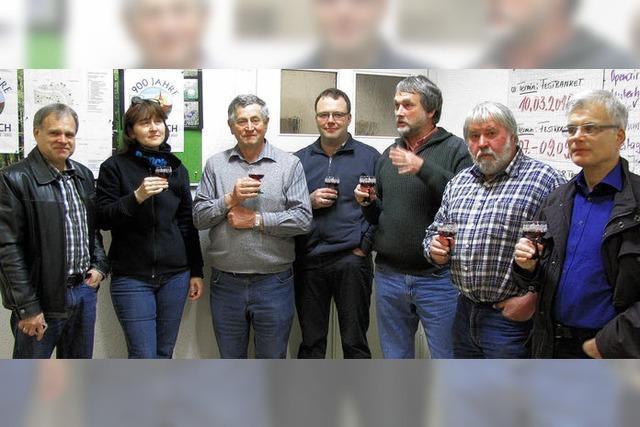 Der Berlacher ist zurück - in Eschbach wächst wieder Wein