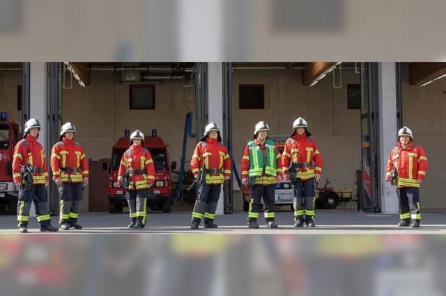 Die Feuerwehr sucht Verstärkung