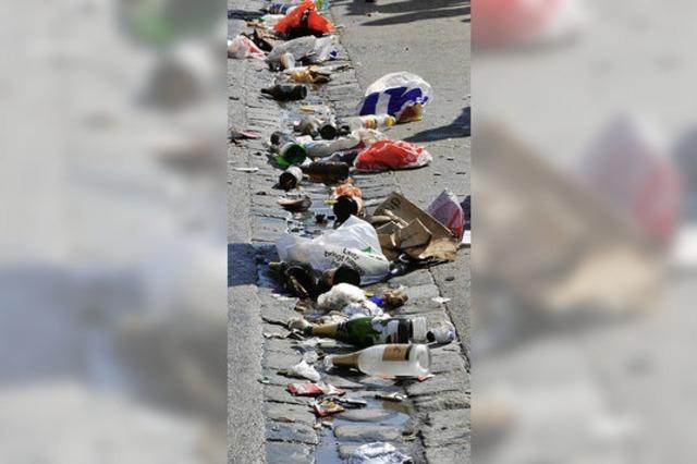 Bürger sollen putzen helfen