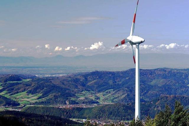Windkraft: Laut Landratsamt gibt es im Ortenaukreis 30 geeignete Standorte